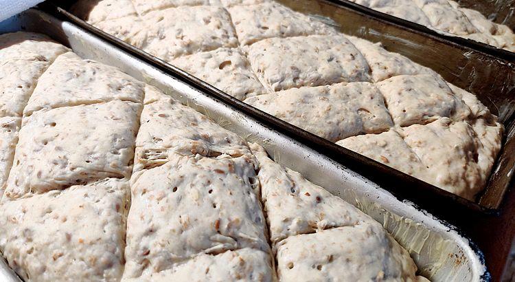 domowy chleb na zakwasie kamil paprotny dietetyk rybnik