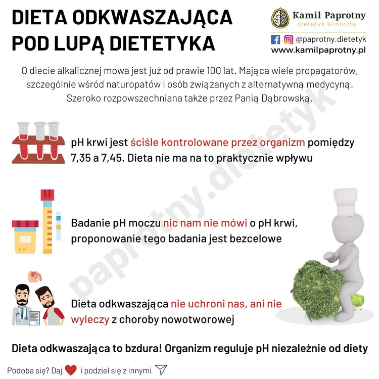 dieta dąbrowskiej kamil paprotny dietetyk rybnik