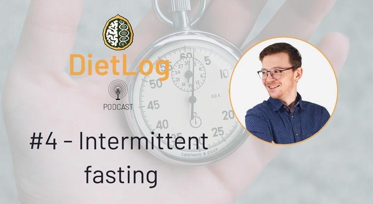 intermittent fasting dietlog kamil paprotny dietetyk rybnik
